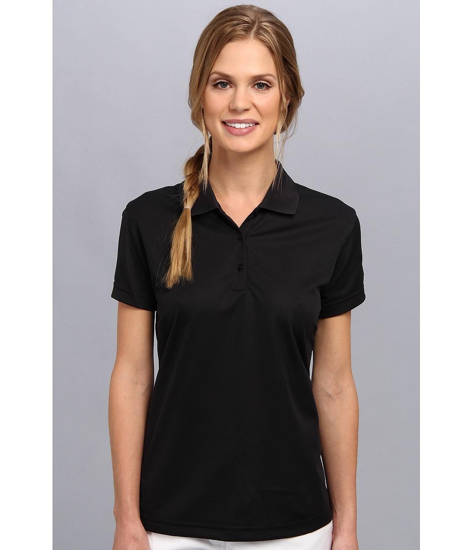 Zappos.com Gear Zappos.com Polo Black Womens Short Sleeve Pullover