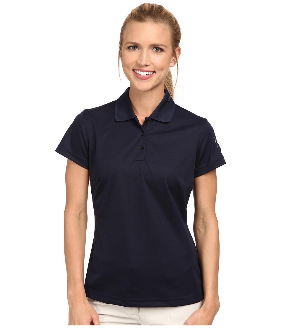 Zappos.com Gear Zappos.com Polo Navy Womens Short Sleeve Pullover