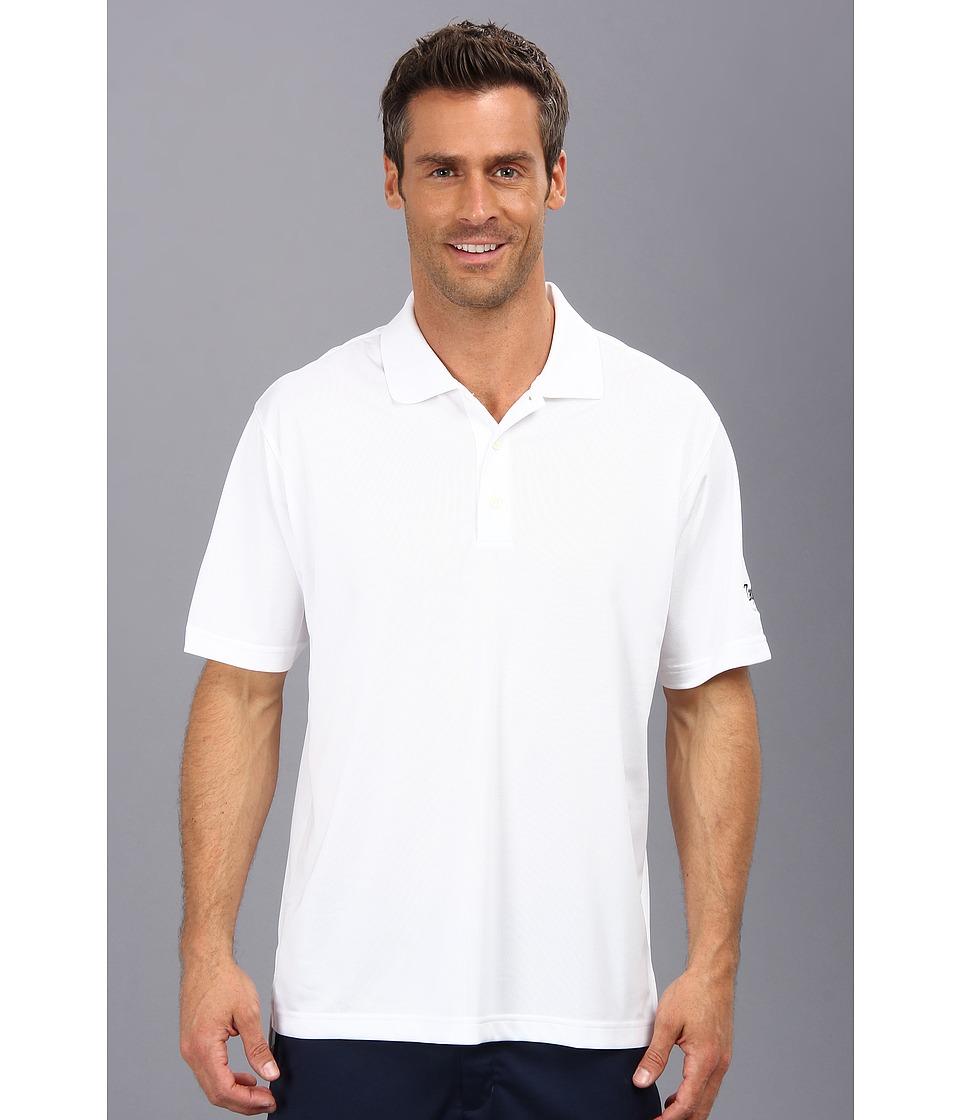 Zappos.com Gear Zappos.com Polo White Mens Short Sleeve Pullover