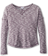 Splendid Littles - Texture Loose Knit L/S Top (Big Kids)