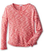 Splendid Littles - Texture Loose Knit L/S Top (Big Kids)
