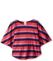 Splendid Littles - Ombre Wow Stripe Dolman Top (Big Kids)