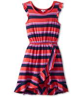Splendid Littles - Ombre Wow Stripe S/S Dress (Big Kids)