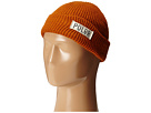 Poler Workerman Beanie (Burnt Orange)
