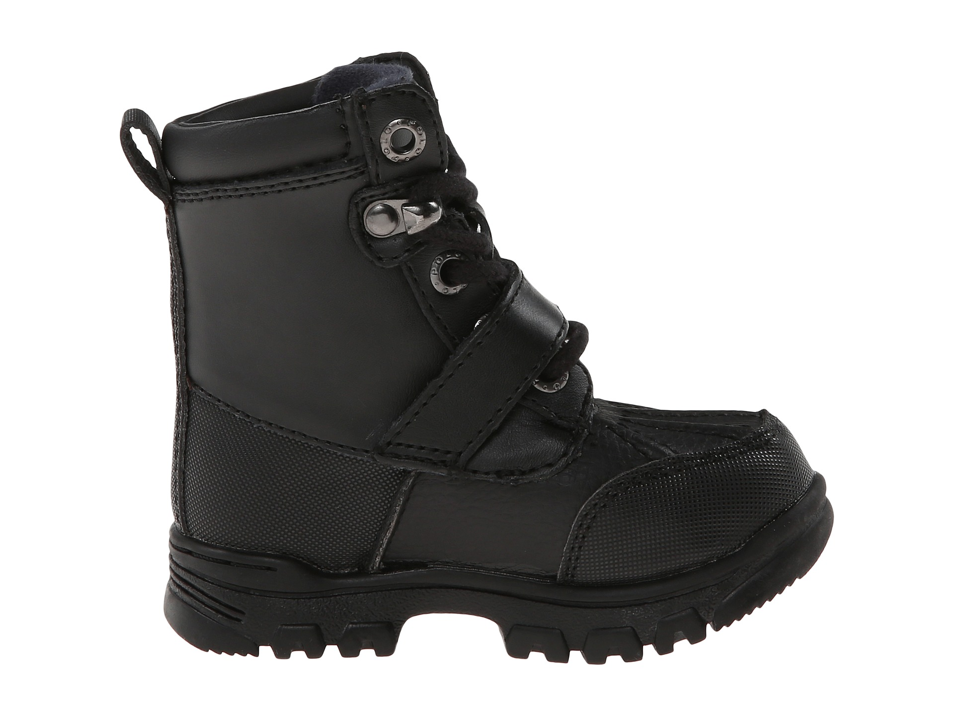 Polo Ralph Lauren Kids Colbey Boot FT14 (Toddler) - Zappos.com ...
