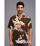 Tommy Bahama - Island Modern Fit Treasure Beach Floral S/S Camp Shirt