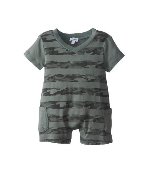 Splendid littles dye grain cargo romper infant for Splendid infant