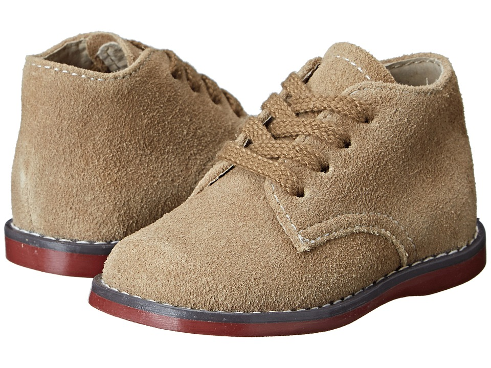 FootMates Todd 3 (Infant/Toddler) (Dirty Buck) Boy's Shoes