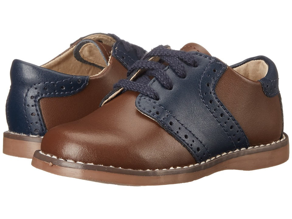 FootMates Connor 2 Toddler/Little Kid Taffy/Royal Boys Shoes