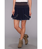 Free People - Lip Smocking Good Skirt