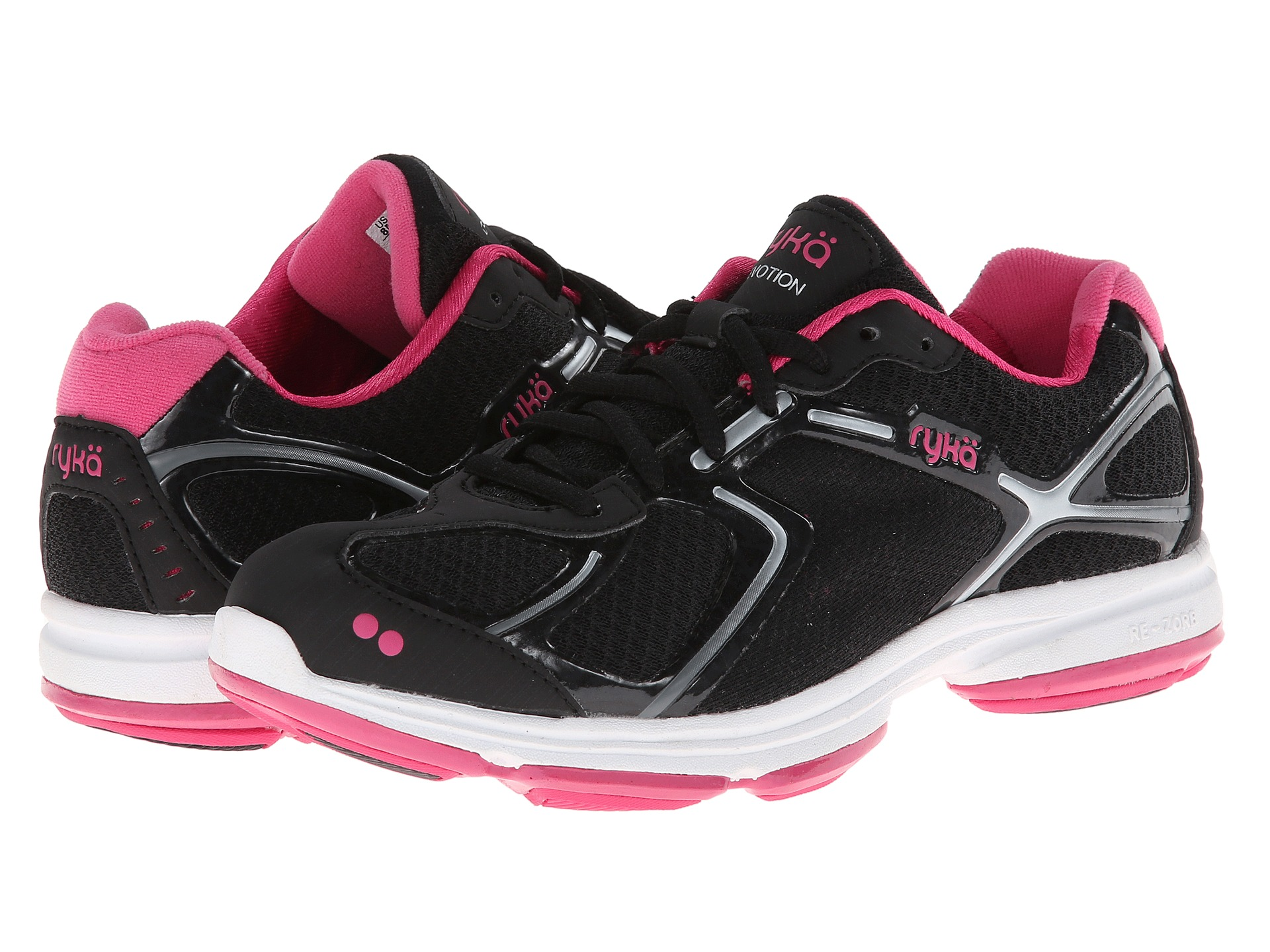 Ryka is a wonderful brand that makes shoes just for women and has been crafting great products for over 25 years. Ryka offers affordable and stylish running shoes .