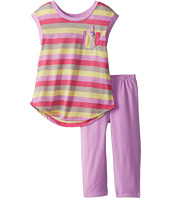 Splendid Littles - Wow Stripe Pocket Tunic Set (Little Kids)
