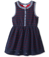 Splendid Littles - Eyelet w/ Chambray Tank Dress (Little Kids)