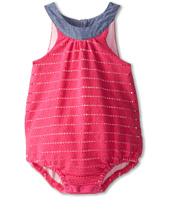 Splendid Littles - Eyelet With Chambray Tank One Piece (Infant)