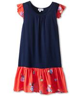 Splendid Littles - Printed Voile S/S Dress (Little Kids)