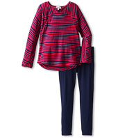 Splendid Littles - Aster Stripe L/S Tunic Set (Little Kids)