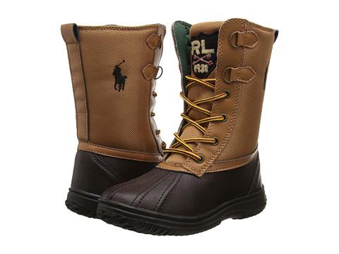 Polo Ralph Lauren Kids Toranto Boot FT14 (Little Kid/Big Kid)