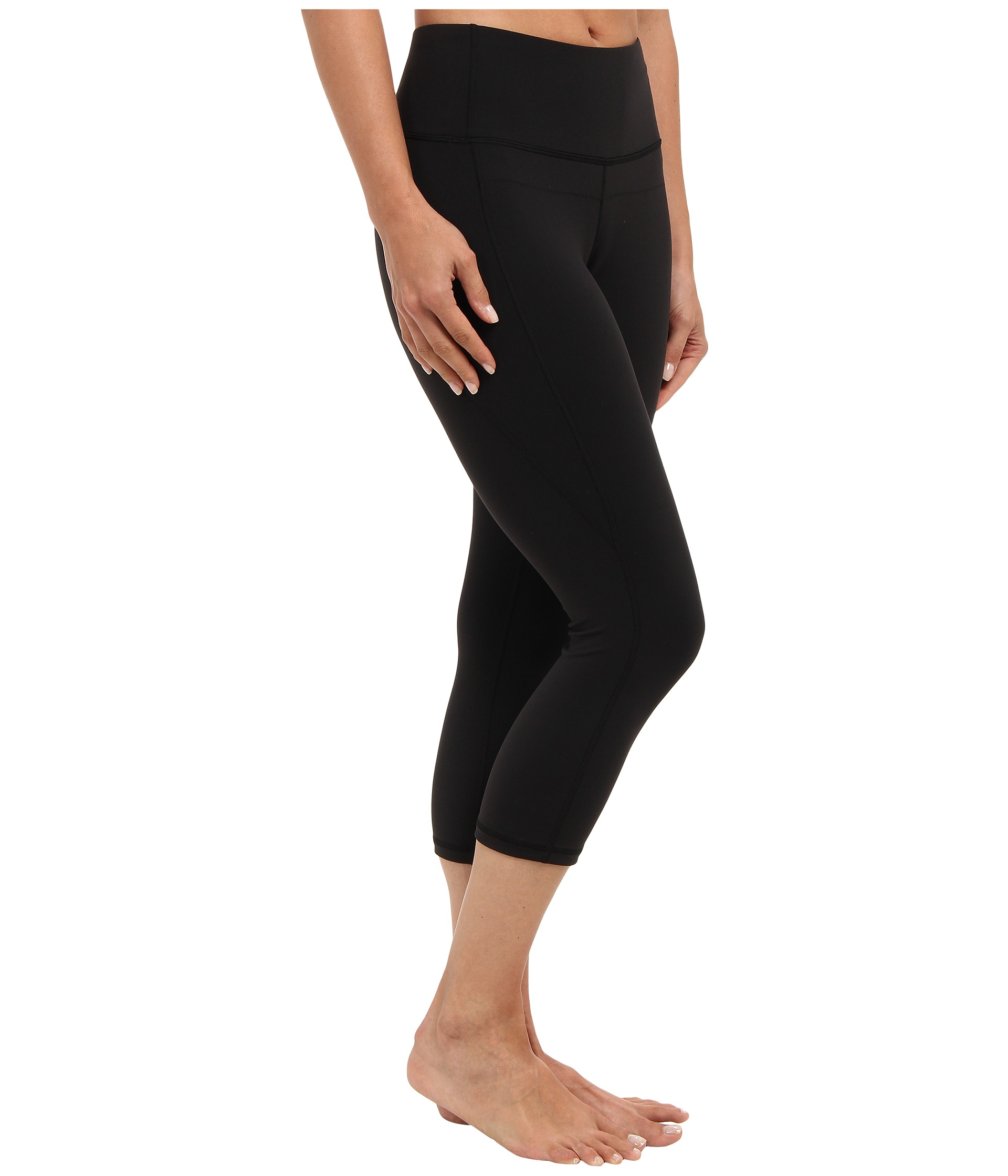Lucy Perfect Core Capri Legging at Zappos.com