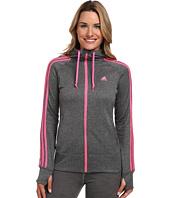 adidas - Go-To Fleece Full-Zip Hoodie