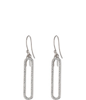 COACH - Pave Id Earring