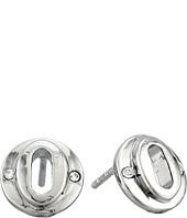 COACH - Layered Multi Oval Stud Earring