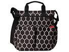 Skip Hop Duo Signature Diaper Bag (Onyx Tile/Black/White)