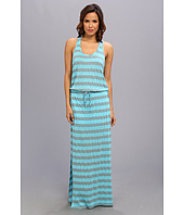 C&C California - Sandwashed Stripe Maxi Dress