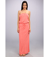 C&C California - Slub Jersey Maxi Dress
