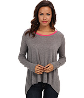C&C California - Cashmere Blend Sweater w/ Contrast Tipping