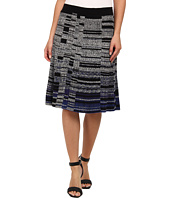 NIC+ZOE - Salt+Pepper Wink Skirt