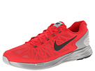 Nike Lunar Glide Flash (Action Red/Black/Reflective Silver)