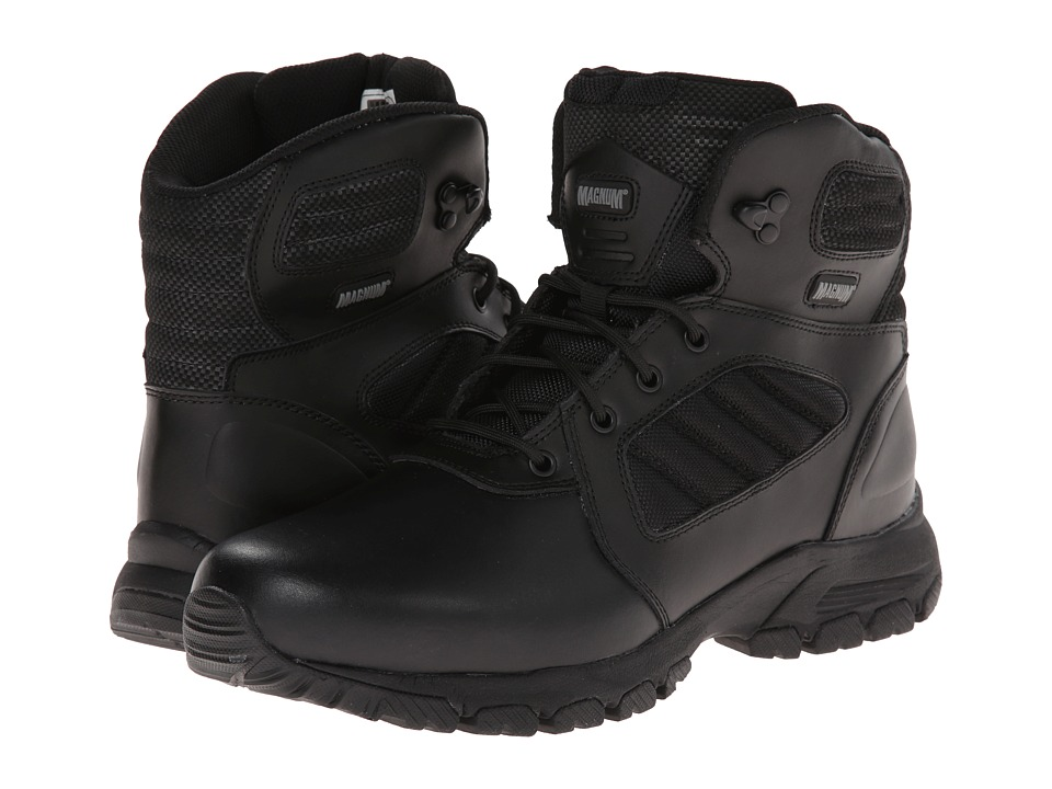 Magnum Response III 6.0 Black Mens Work Boots