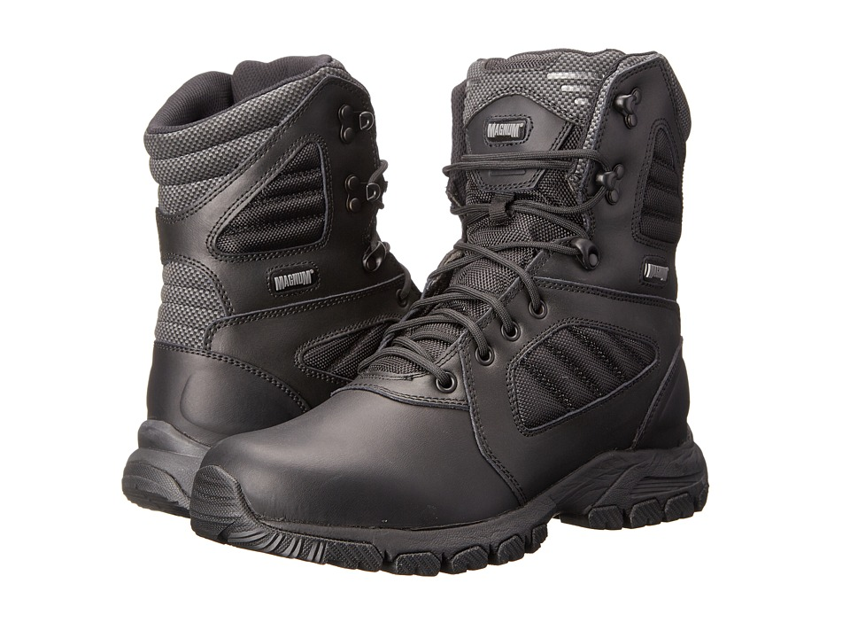 Magnum - Response III 8.0 (Black) Mens Work Boots