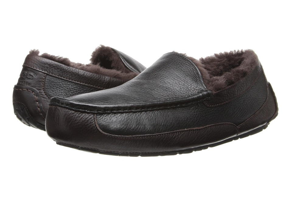 UGG - Ascot (Black/China Tea) Men