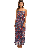 Angie - Printed Maxi Dress