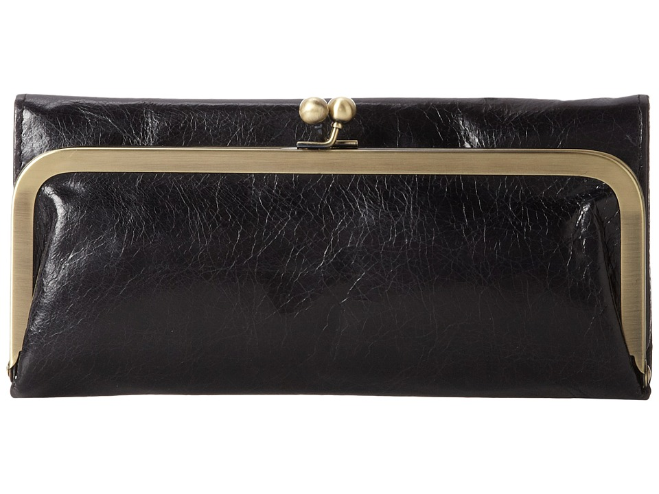 Hobo - Rachel (Black) Clutch Handbags