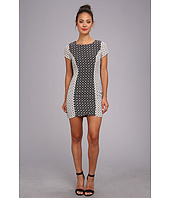 ROMEO & JULIET COUTURE - Knit Woven Dress