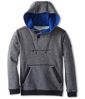 Armani Junior - Hooded Pullover Sweatshirt (Big Kids)