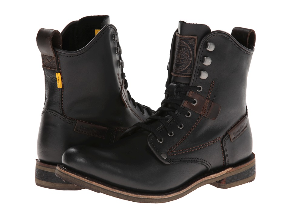 Caterpillar Orson 7 Boot (Black) Men