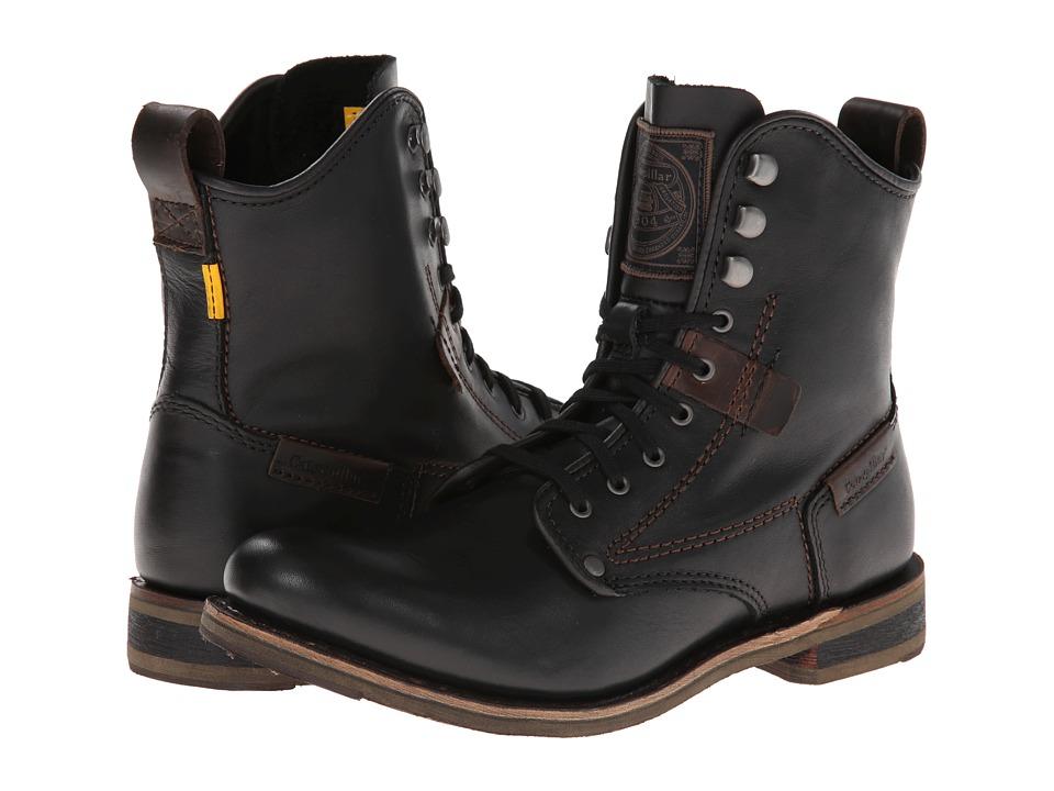 Caterpillar - Orson 7 Boot (Black) Men's Work Boots