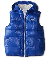 Armani Junior - Reversible Puffer Vest (Big Kids)