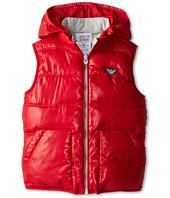 Armani Junior - Reversible Puffer Vest (Toddler/Little Kids/Big Kids)