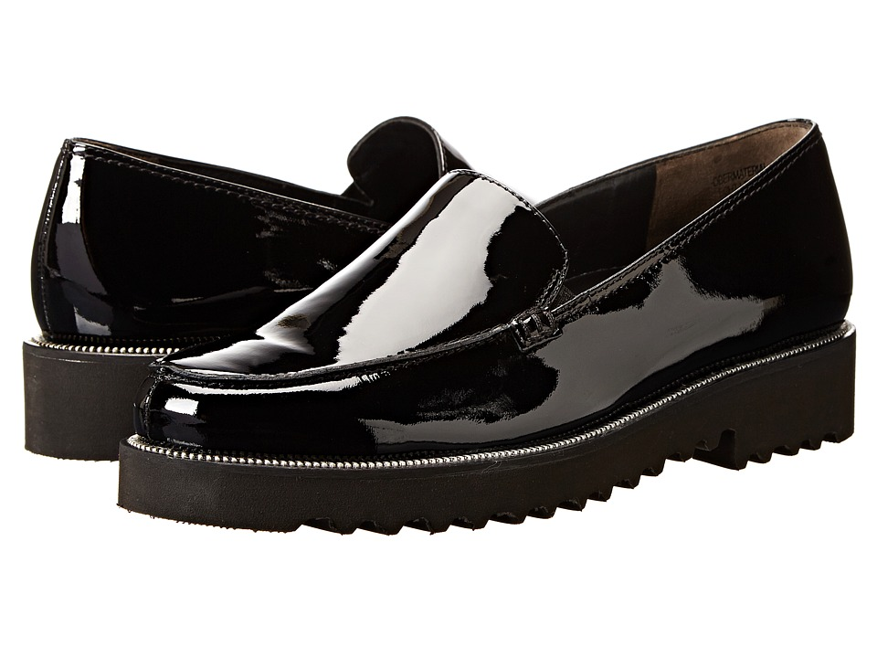 Paul Green Ariana (Black Patent) Women
