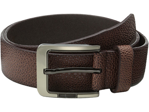 Stacy Adams 38mm Large Pebble Grain Leather