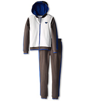 Armani Junior - Hooded Track Suit (Big Kids)