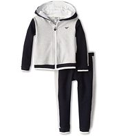 Armani Junior - Hooded Zip Up Track Suit (Infant)