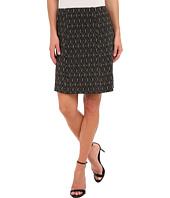 NIC+ZOE - Sparkle Jacquard Wink Skirt