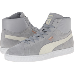 Suede Mid Classic Nat Calm 2 (Quarry/Marshmallow)