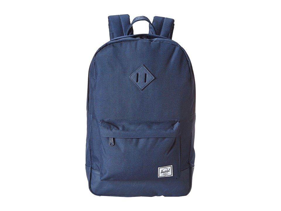 Herschel Supply Co. Heritage (Navy/Navy) Backpack Bags