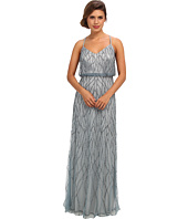 Adrianna Papell - Vines Beading on Blouse Gown